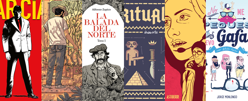 Nominados ficomic